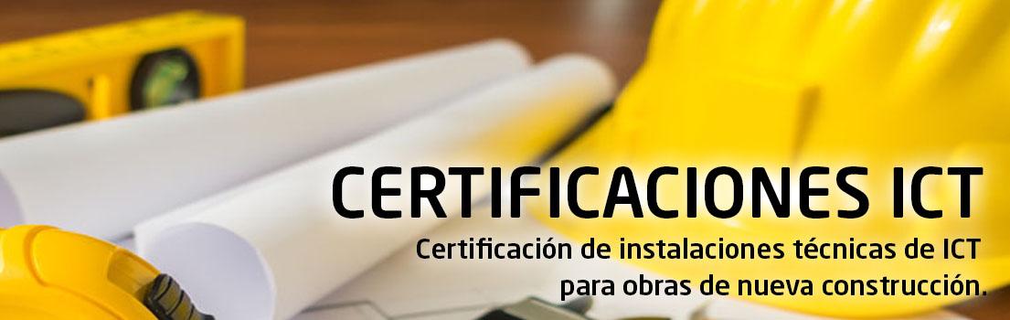 Certificaciones ICT