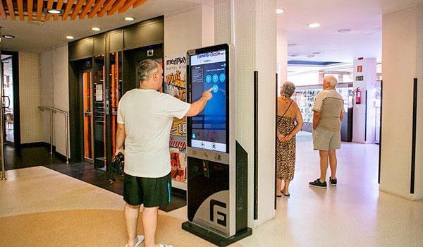 Digital Signage Hoteles