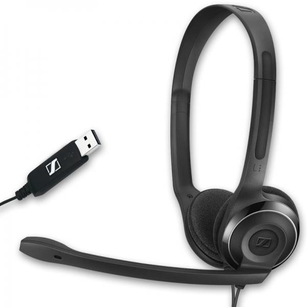 Auriculares USB