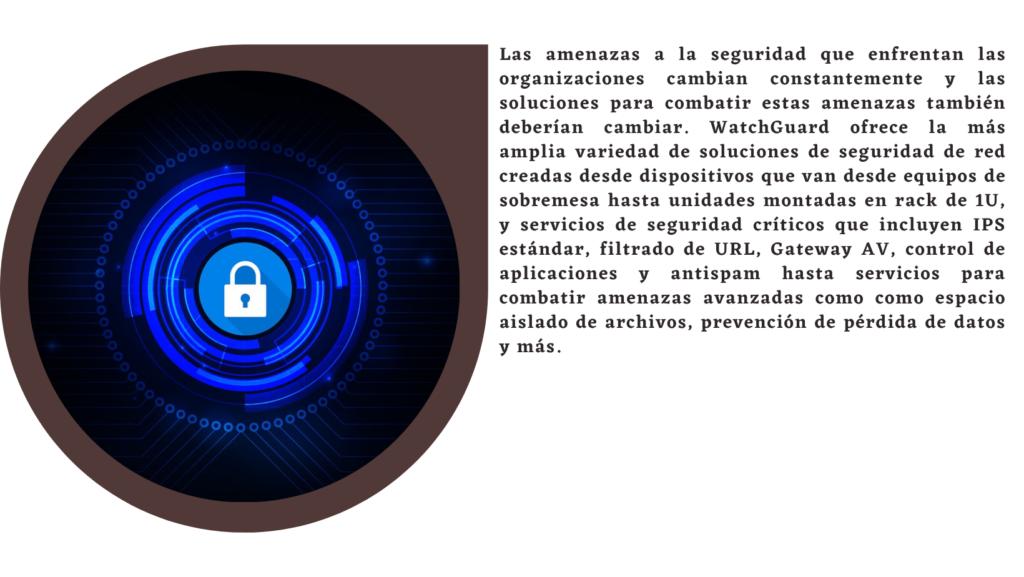 Solución Seguridad en la red
